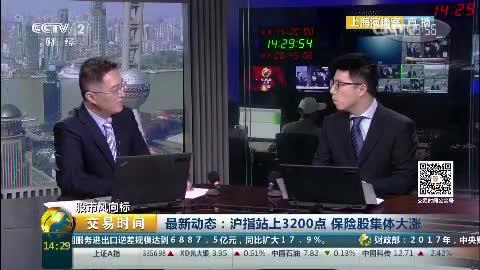 顾旭俊:递延商业养老保险启动 保险股应声上涨