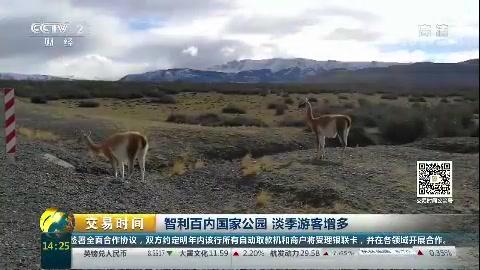 智利百内国家公园 淡季游客增多